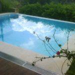 Kontraktor kolam renang minimalis